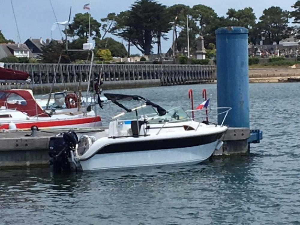 Boat rental Ocqueteau 500 in Lorient on Samboat