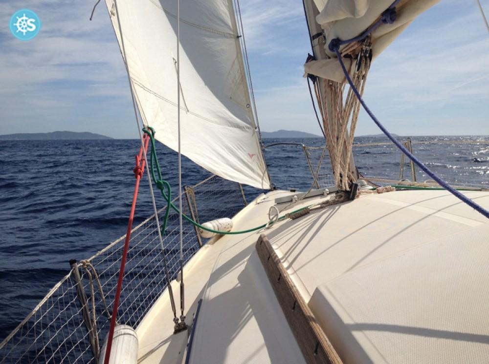 Rental yacht Bormes-les-Mimosas - Aloa Aloa 25 on SamBoat