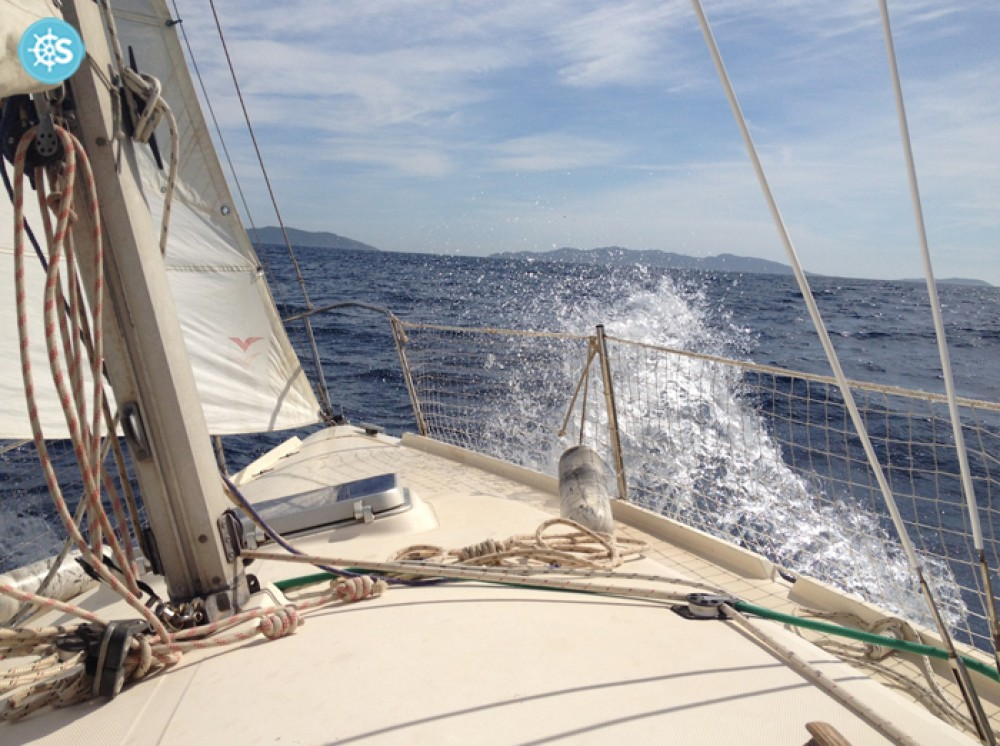 Hire Sailboat with or without skipper Aloa Bormes-les-Mimosas