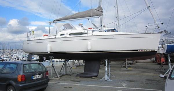 Boat rental Loctudy cheap Feeling 32