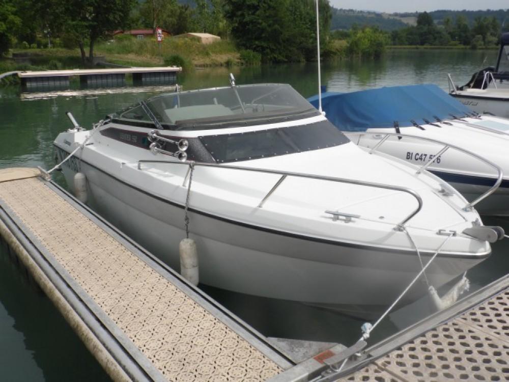 Rental yacht Virignin - Jeanneau Leader 550 on SamBoat
