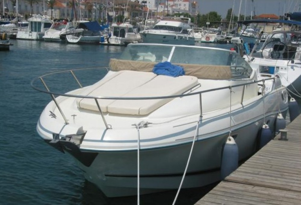 Rental yacht Hyères - Jeanneau Leader 805 on SamBoat