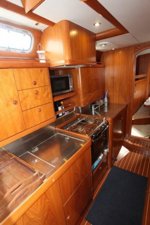 Rental yacht Hyères - Jeanneau Sun Odyssey 47 Cc on SamBoat