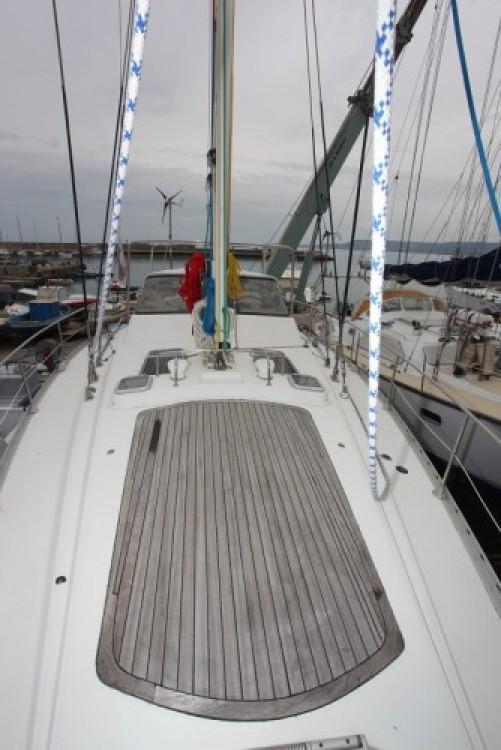 Boat rental Hyères cheap Sun Odyssey 47 Cc
