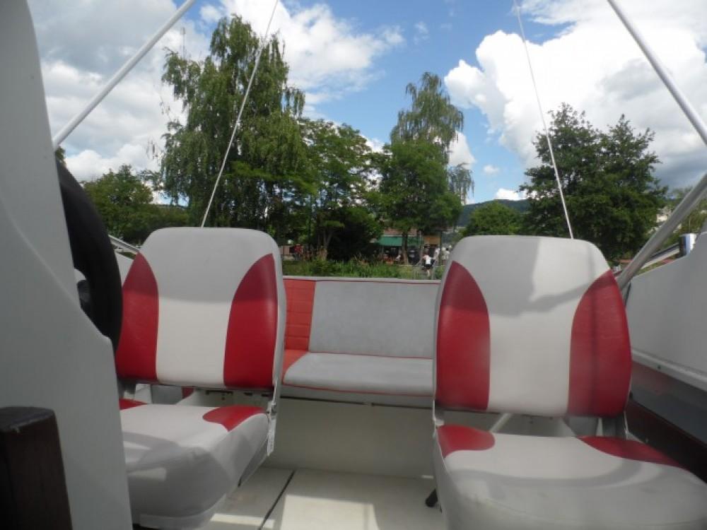 Boat rental Virignin cheap Leader 550