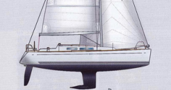 Hire Sailboat with or without skipper Dufour Agde