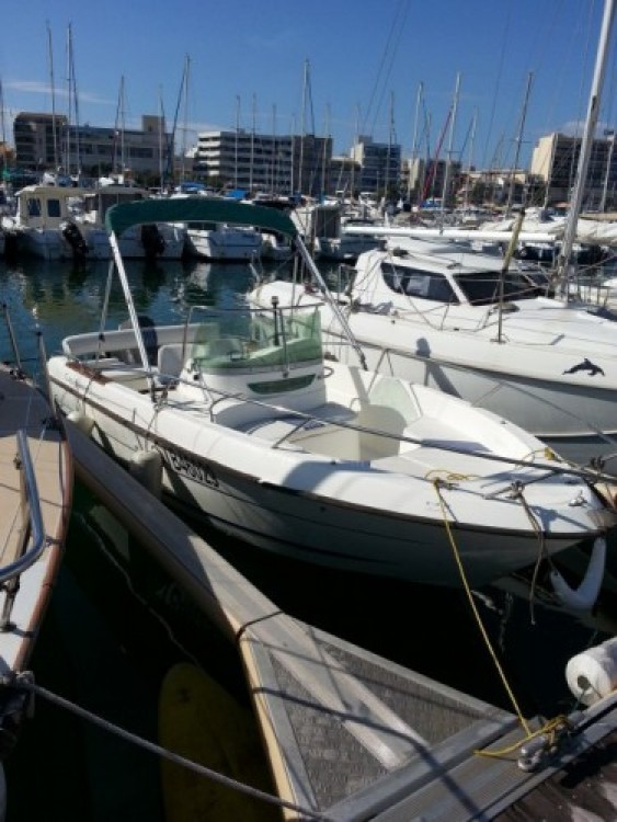 Hire Motor boat with or without skipper B2 Marine Palavas-les-Flots