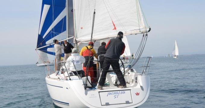 Rental yacht Agde - Dufour Dufour 34 E Performance on SamBoat