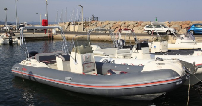 Hire RIB with or without skipper Nuova Jolly Hyères