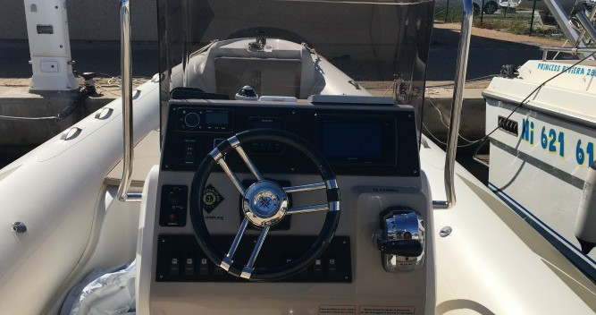 Hire RIB with or without skipper Bsc Hyères