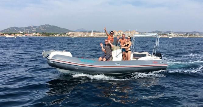 Rental yacht Hyères - Nuova Jolly Nuova Jolly 700 RS on SamBoat