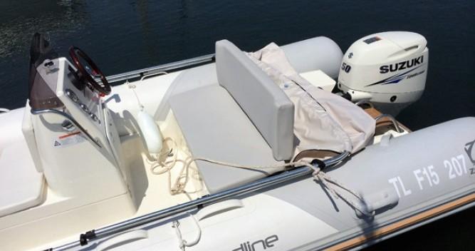 Boat rental Zodiac Medline 500 in Hyères on Samboat
