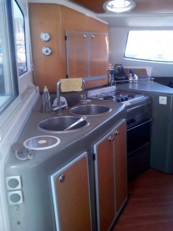 Rent a Fountaine Pajot Lavezzi 40 Marseille