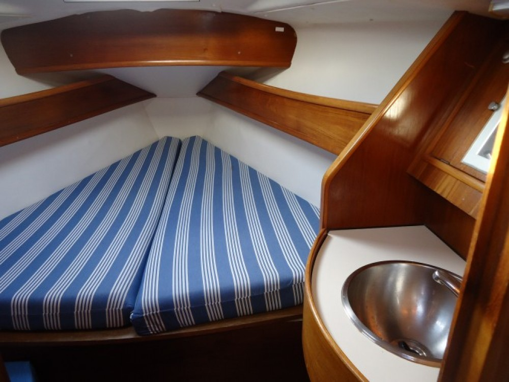 Rental yacht Arzal - Jeanneau Sun Charm 39 on SamBoat