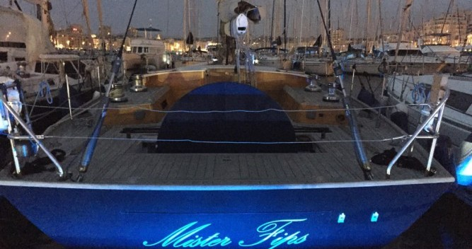 H2O Yachts Mister Fip's between personal and professional Marseille