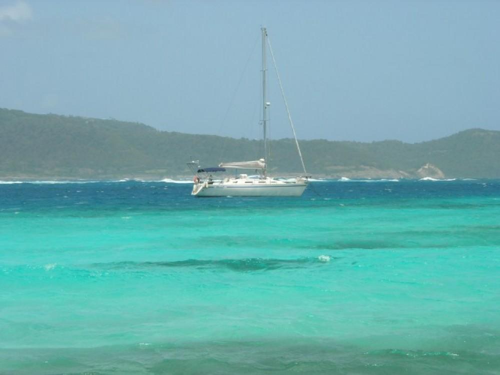 Boat rental Le Robert cheap Gib Sea 372