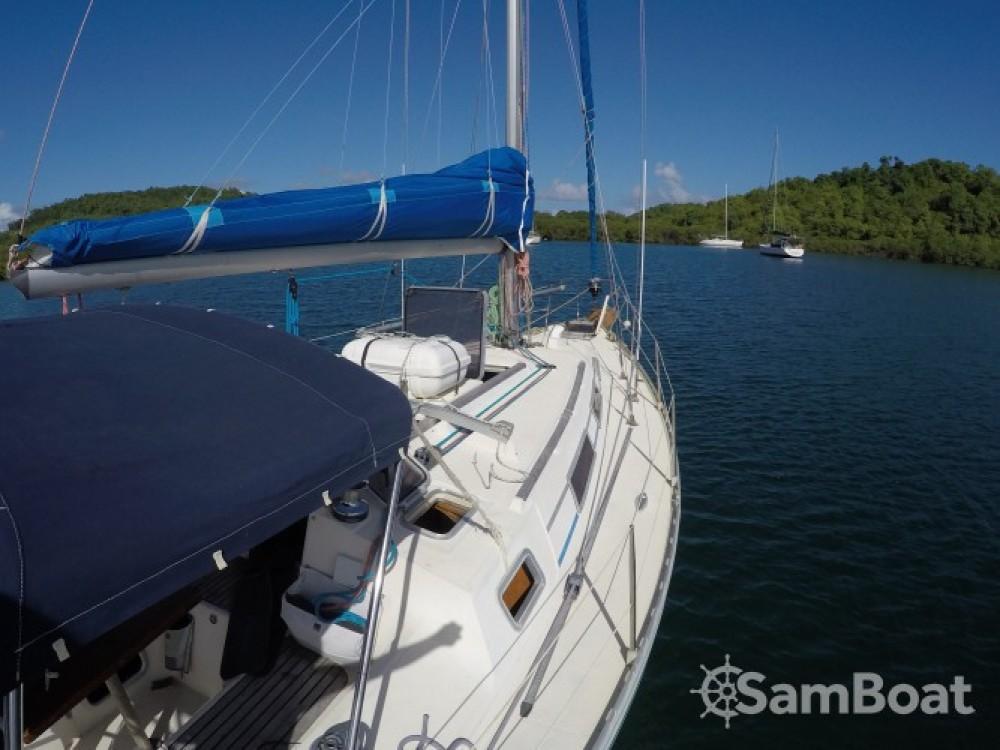 Rental Sailboat in Le Robert - Gibert Marine Gib Sea 372