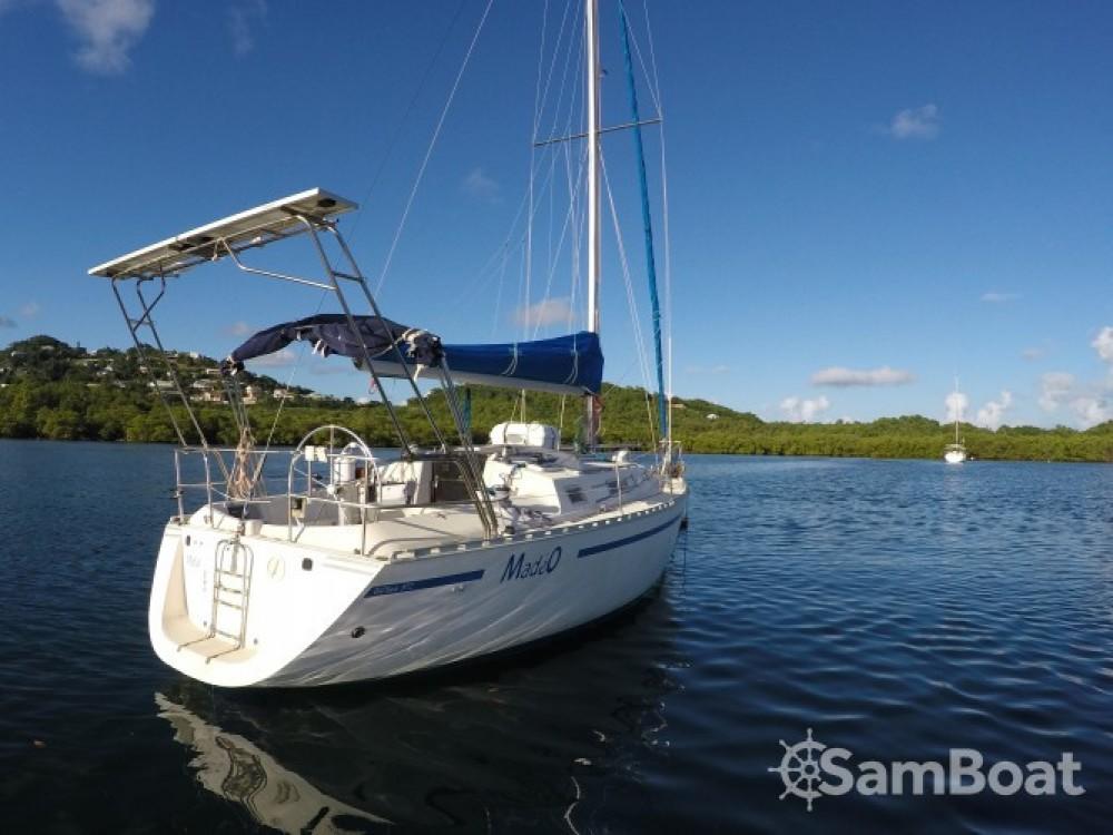 Gibert Marine Gib Sea 372 between personal and professional Le Robert