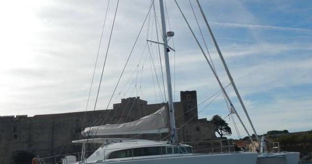 Rental Catamaran in Ajaccio - Lagoon Lagoon 570