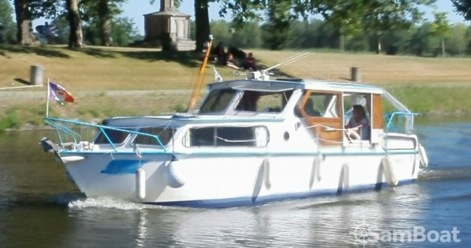 Rental Canal boat in Redon - Bravo A279