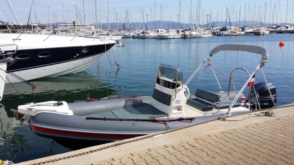 Boat rental Joker Boat Coaster 650 in Hyères on Samboat