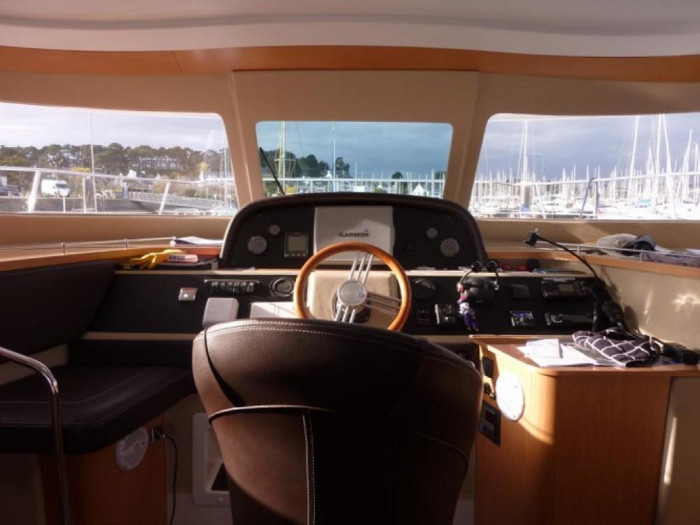 Rental yacht La Trinité-sur-Mer - Fountaine Pajot Summerland 40 on SamBoat