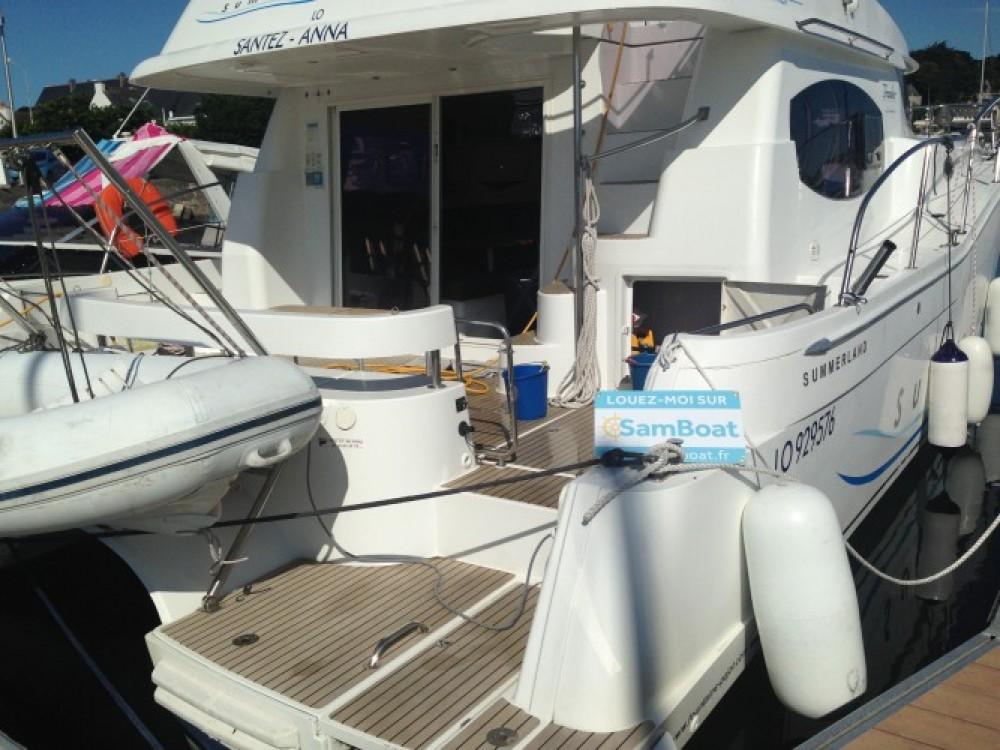 Boat rental La Trinité-sur-Mer cheap Summerland 40