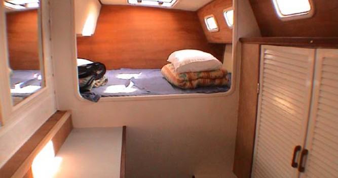 Rental yacht Le Marin - Chantier-Du-Lez plan carof lazzy 54 on SamBoat