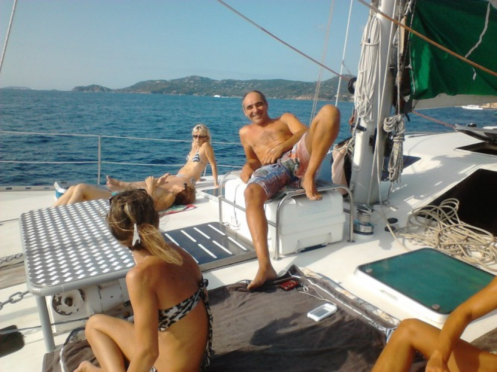 Hire Catamaran with or without skipper Chantier-Du-Lez Martinique