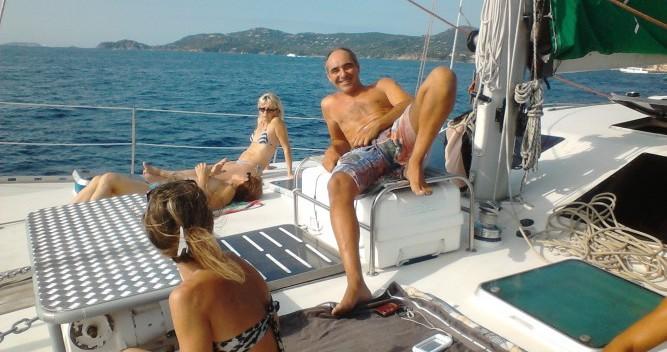 Hire Catamaran with or without skipper Chantier-Du-Lez Le Marin