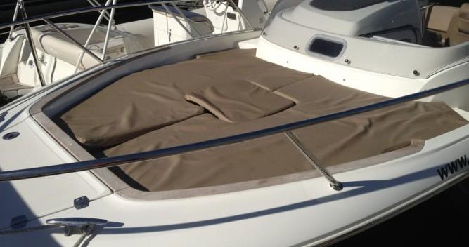 Rental yacht Hyères - Jeanneau Cap Camarat 7.5 WA on SamBoat