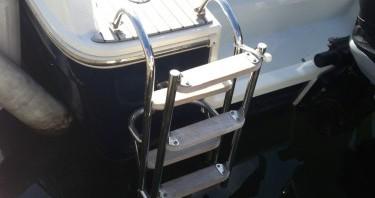 Rental Motorboat in Hyères - Jeanneau Cap Camarat 7.5 WA