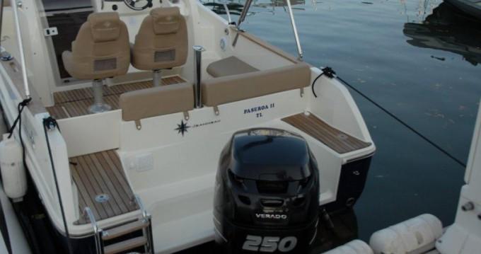 Boat rental Jeanneau Cap Camarat 7.5 WA in Hyères on Samboat