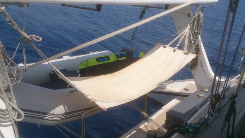 Rental yacht Martinique - Chantier-Du-Lez plan carof lazzy 54 on SamBoat