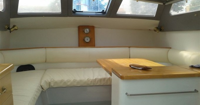 Rental Catamaran Edel with a permit