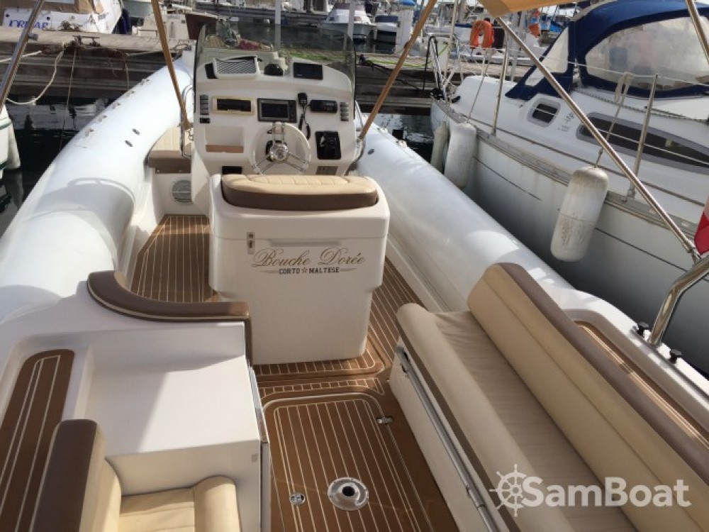 Hire RIB with or without skipper Grosseto Fréjus