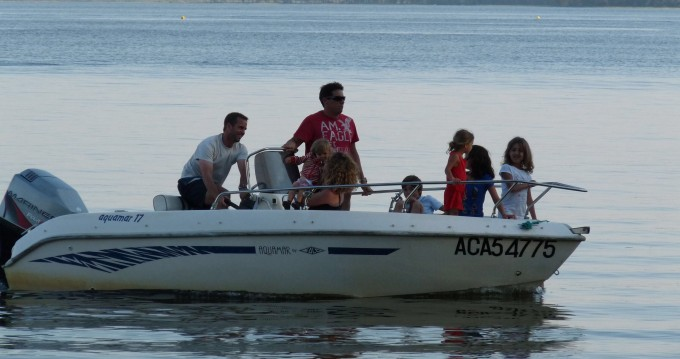Hire Motorboat with or without skipper Aquamar Lacanau