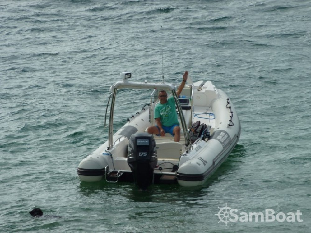 Boat rental Joker Boat Clubman 22 in Arcachon on Samboat
