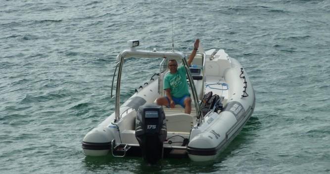 Boat rental Arcachon cheap Clubman 22