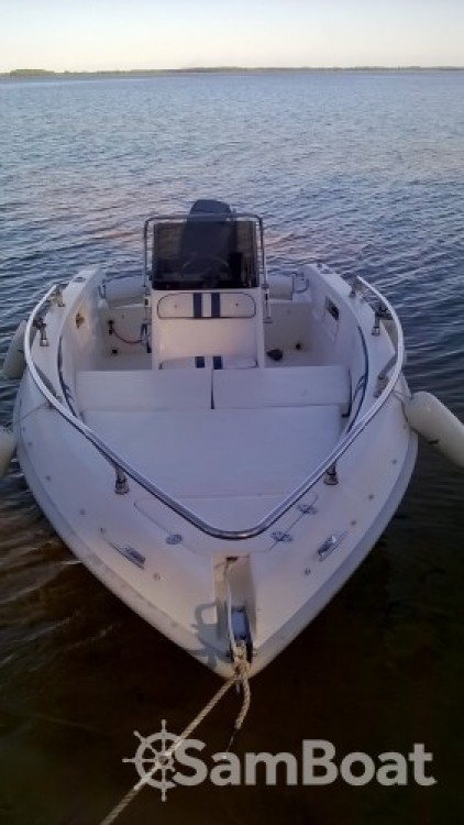 Hire Motor boat with or without skipper Aquamar Lacanau
