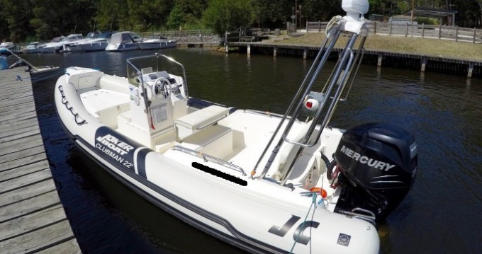 Rental RIB in Arcachon - Joker Boat Clubman 22