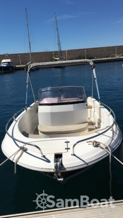Boat rental Marseille cheap Pacific Craft 625 Open