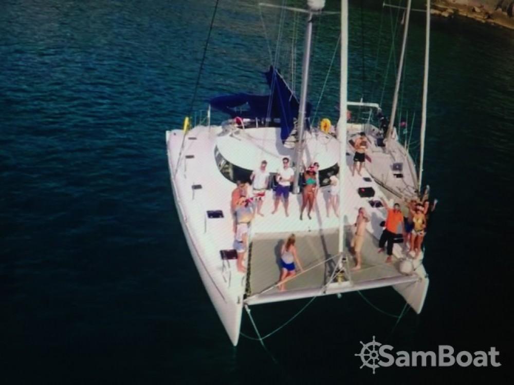 Boat rental Fountaine Pajot Bahia 46 in Marseille on Samboat