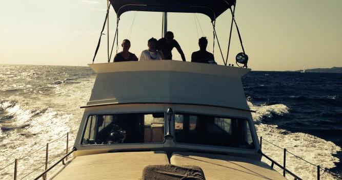 Rental Motorboat in Serra-di-Ferro - Sev ATLANTIC