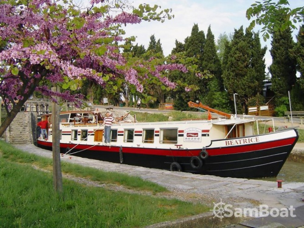 Rental yacht Portiragnes - Canal-Du-Midi Péniche on SamBoat
