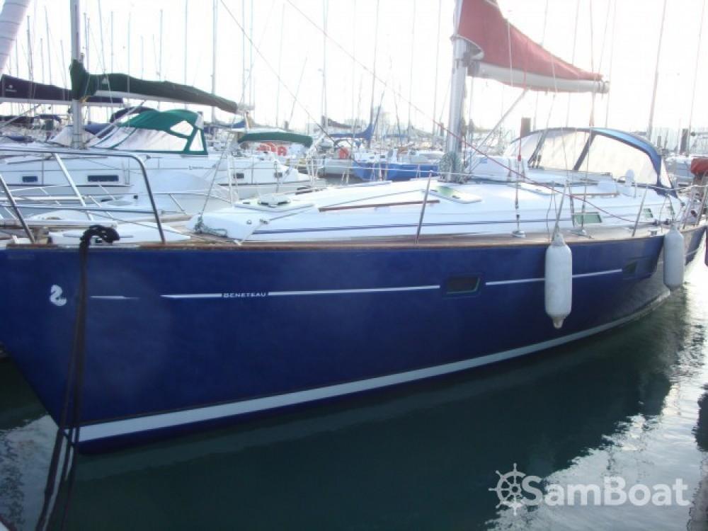 Rental yacht Cherbourg-en-Cotentin - Bénéteau Oceanis 411 Celebration on SamBoat