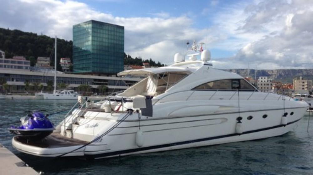 Rental Yacht in Canet-Plage - Princess Princess V65