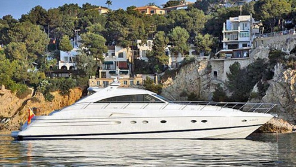 Rental yacht Canet-Plage - Princess Princess V65 on SamBoat