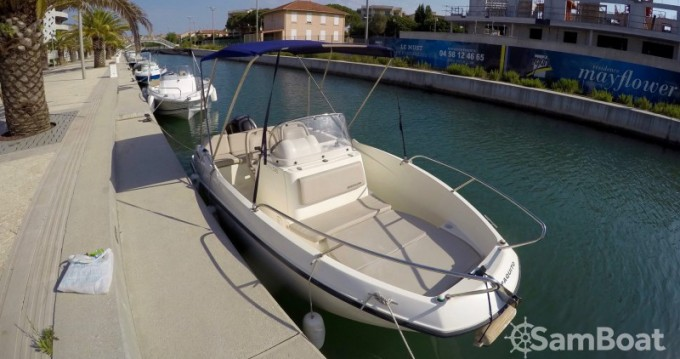Hire Motorboat with or without skipper Quicksilver Fréjus