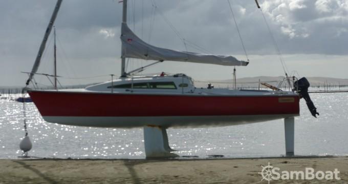 Rental Sailboat in Lège-Cap-Ferret - Archambault Surprise